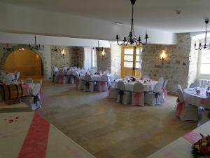 Salle de réception Château des Anges